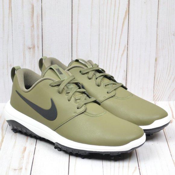 Nike Roshe G Tour Golf Olive Green Sz 1